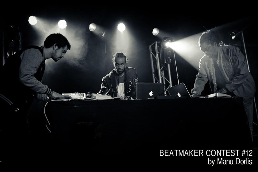 SineSquare beatmaker contest