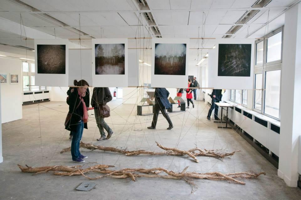 6b exposition art contemporain lieu alernatif