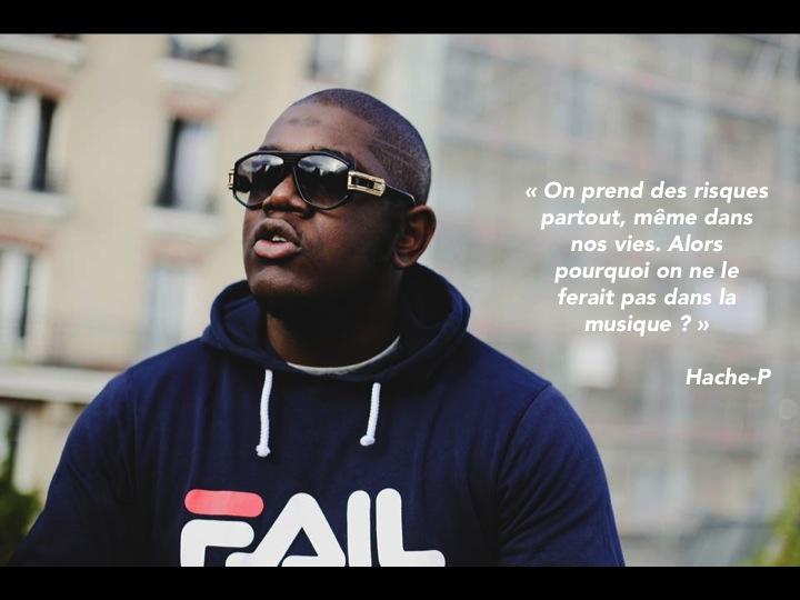 Hache-P Membre MZ Rap Paris 13