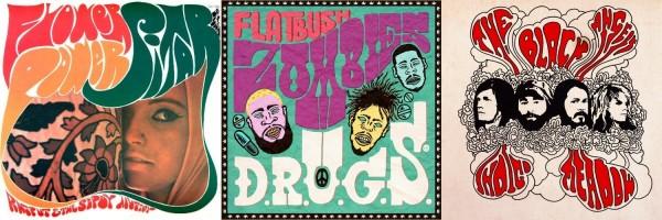 Drogues mashup album