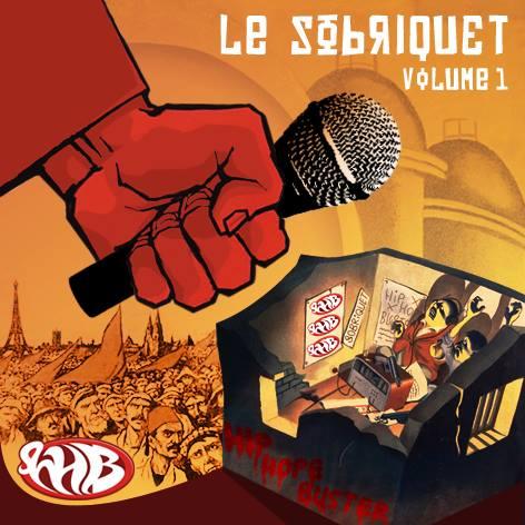 """Cover du projet """"Le Sobriquet volume 1"""""""