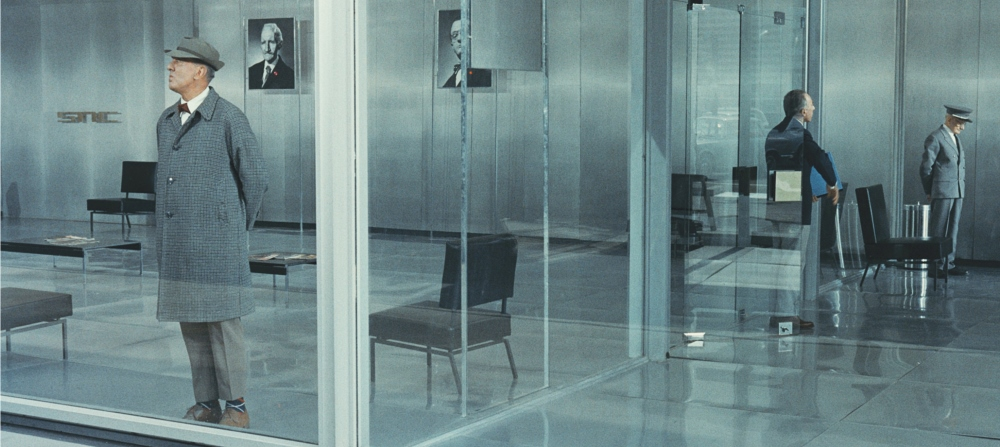 "Extrait du film ""Playtime"" de Jacques Tati"