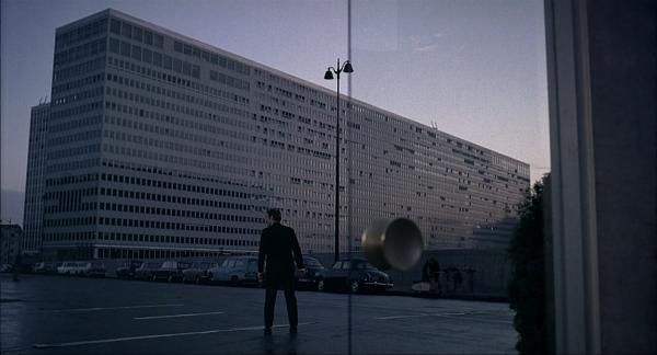 """Extrait du film """"Playtime"""" de Jacques Tati"""