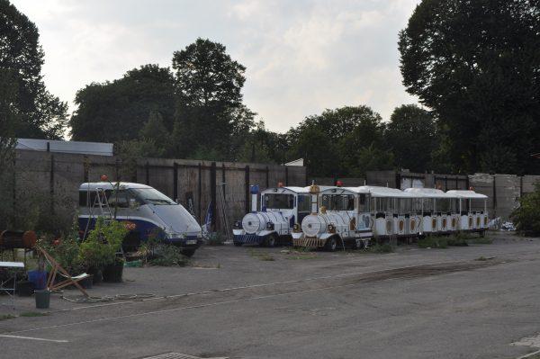 Les petits trains de Montmartre