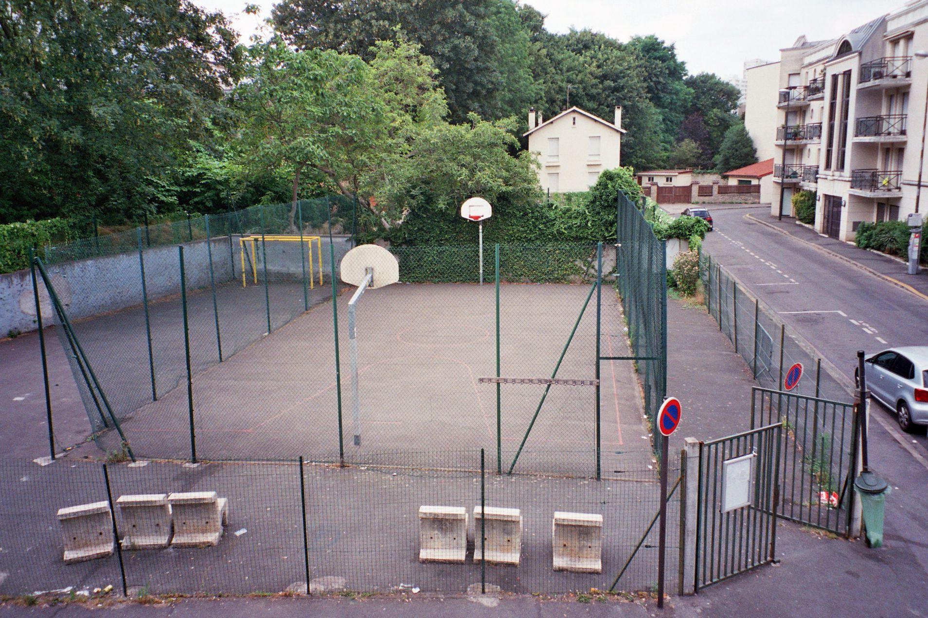 Terrain basket BLR