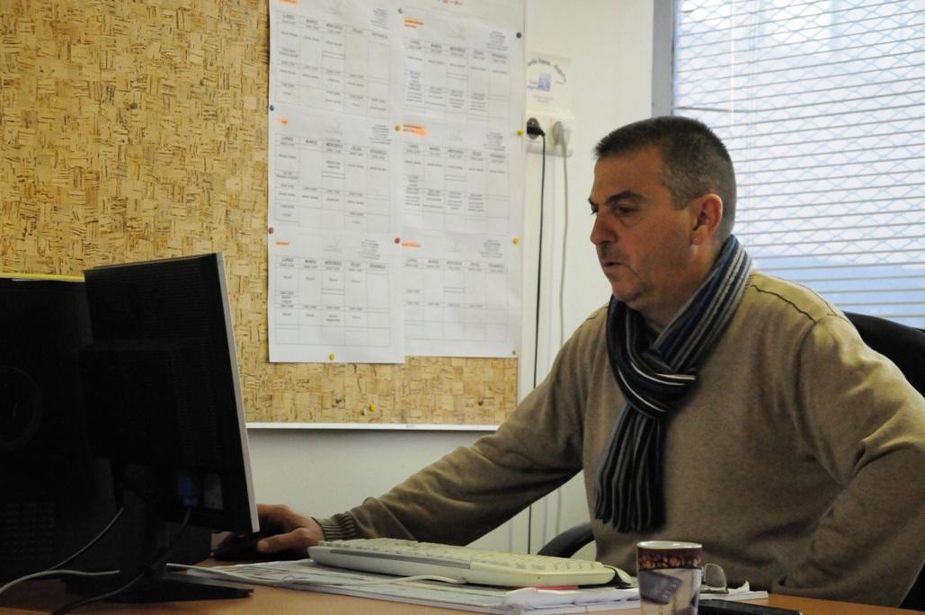 Fabien Buallion bureau