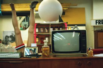 atelier commode télé