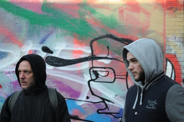 Melan graffiti