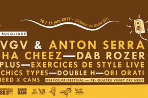 2×2 places à gagner pour le Double Neuf Festival