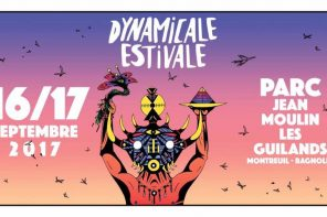 Festival Dynamicale 2017 : un village associatif et 8 collectifs invités dans un parc de Seine-Saint-Denis
