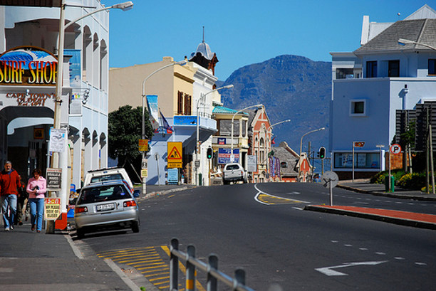 Muizenberg Main-Road