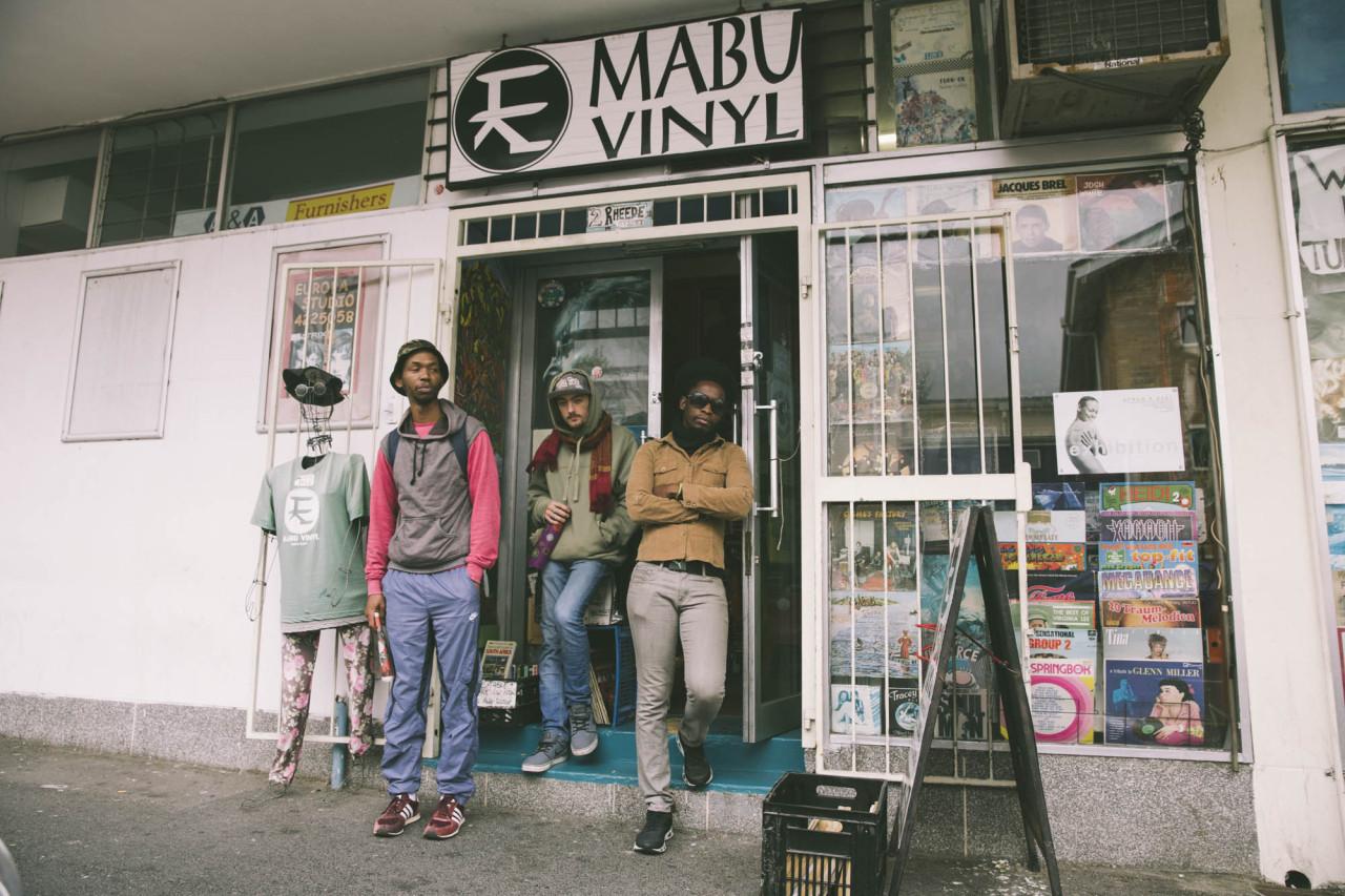 Mabu Vinyl cape town