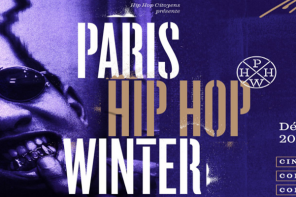 Du 1er au 10 décembre, le Paris Hip Hop Winter Festival