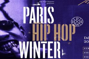 Du 1er au 10 décembre, le Paris Hip Hop Winter Festival