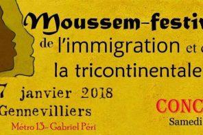 6-7 janvier | Festival Moussem – Une fête des peuples du monde à Gennevilliers