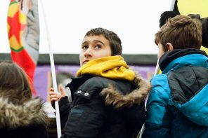 Manifestation en mémoire de trois kurdes tuées à Paris : l'espoir de la justice