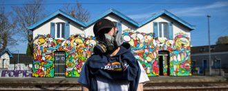Bebar Graffiti