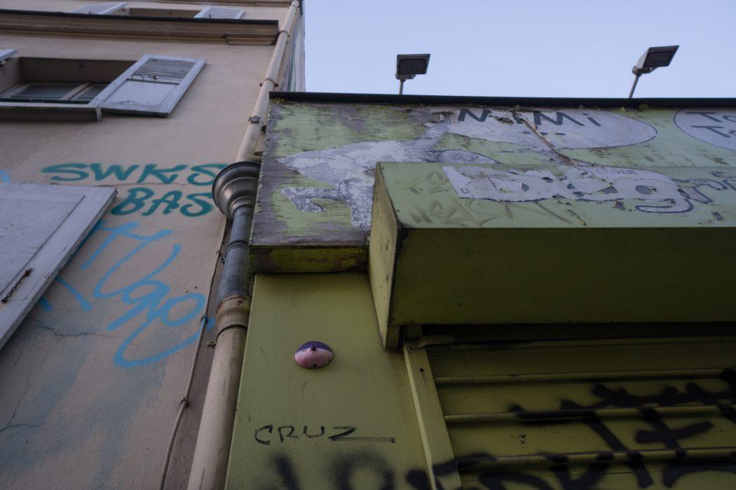 Street-Art - Intra Larue