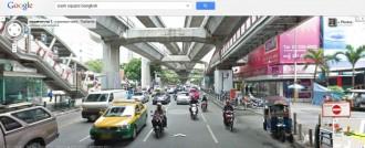 Quartier Siam Sqaure Bangkok Google street view