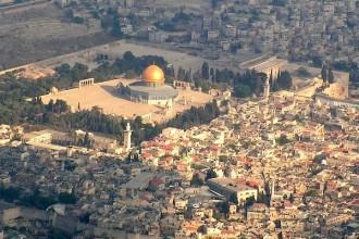 Jérusalem ville