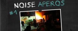 Noise Apéro #1 espace St-Charles expo squat
