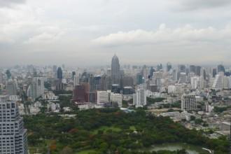 Bangkok Thaïlande Gratte-ciel Skyline