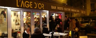 Noise Apéro Bar l'âge d'or Tolbiac