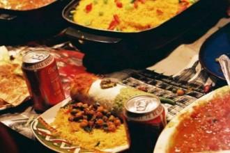 Market marché food nourriture mexicain londres gastronomie voyages