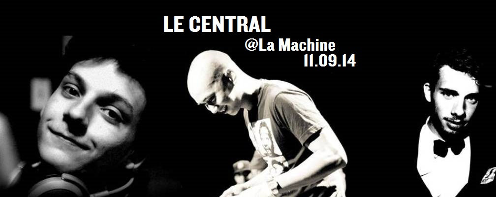 Interview remixée line up machine moulin rouge Nodey Orpheo Seb Barra
