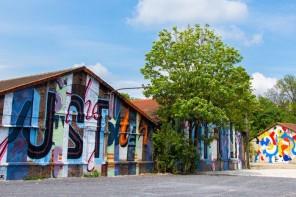 InSitu Art Festival événement sreet art fort aubervilliers