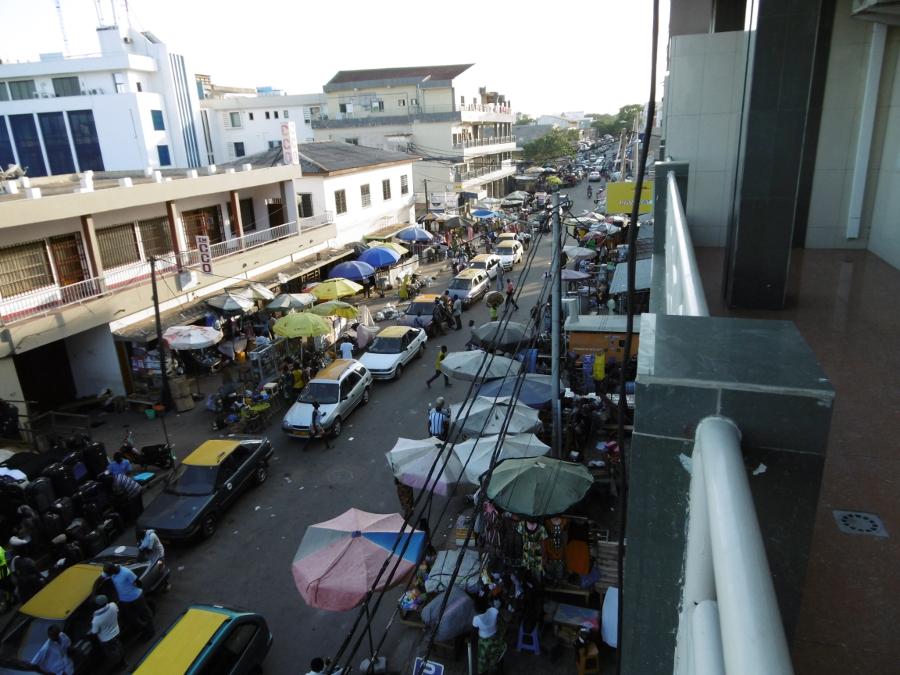 marché lomé