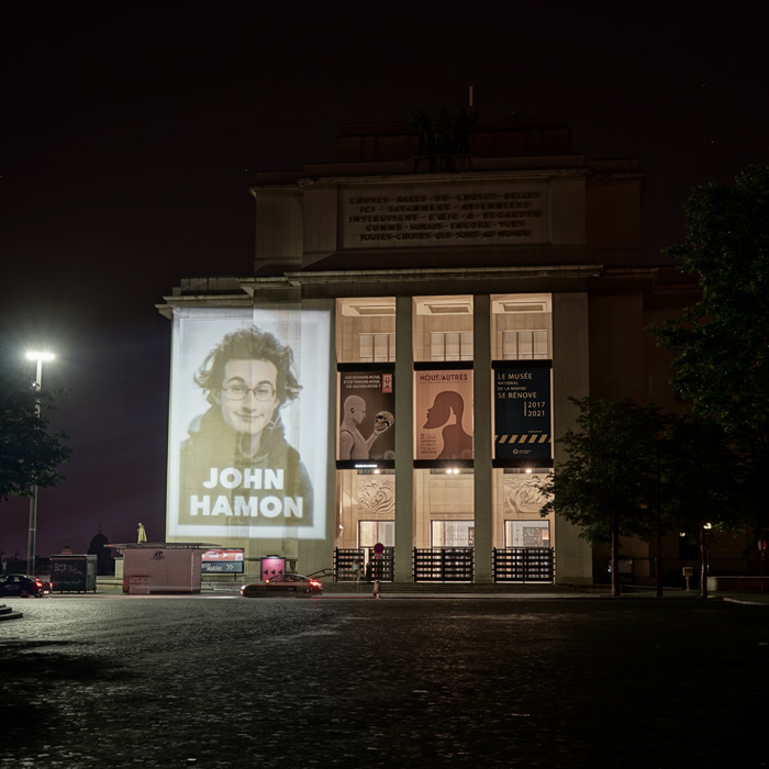 projection john hamon