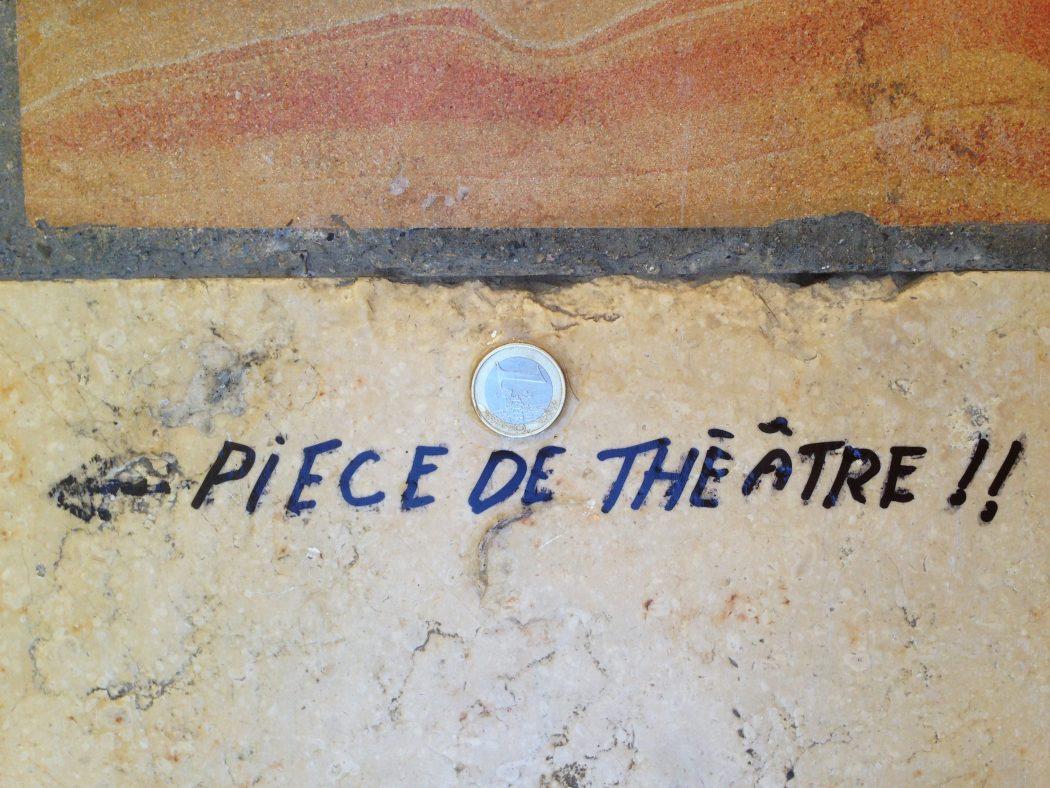 Suivez les indices pour voir les pièces d'Avignon