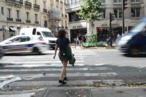 piéton ville voiture mobilité