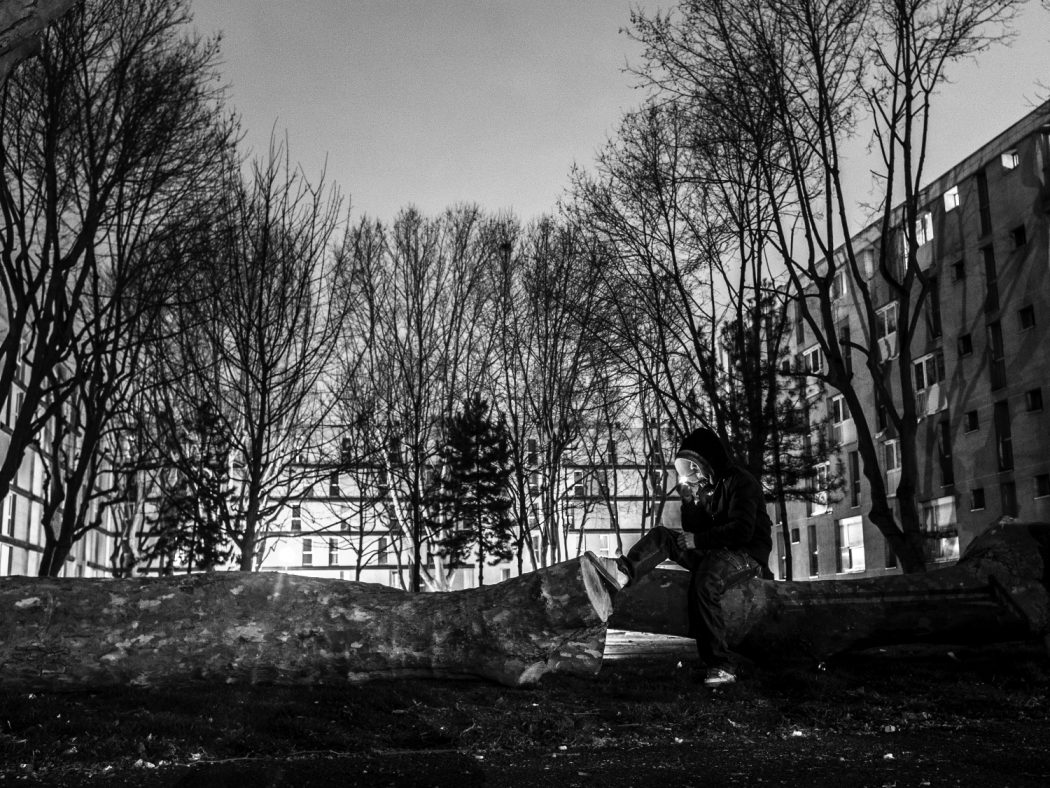 Aulnay-sous-bois Sevran quartier madou dramé
