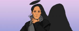 Karima Portrait Couv