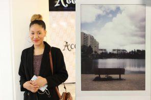 Ma ville en Polaroïd | Noisy-le-Grand 2/3 – Laetitia, 21 ans, vendeuse en prêt-à-porter aux Arcades