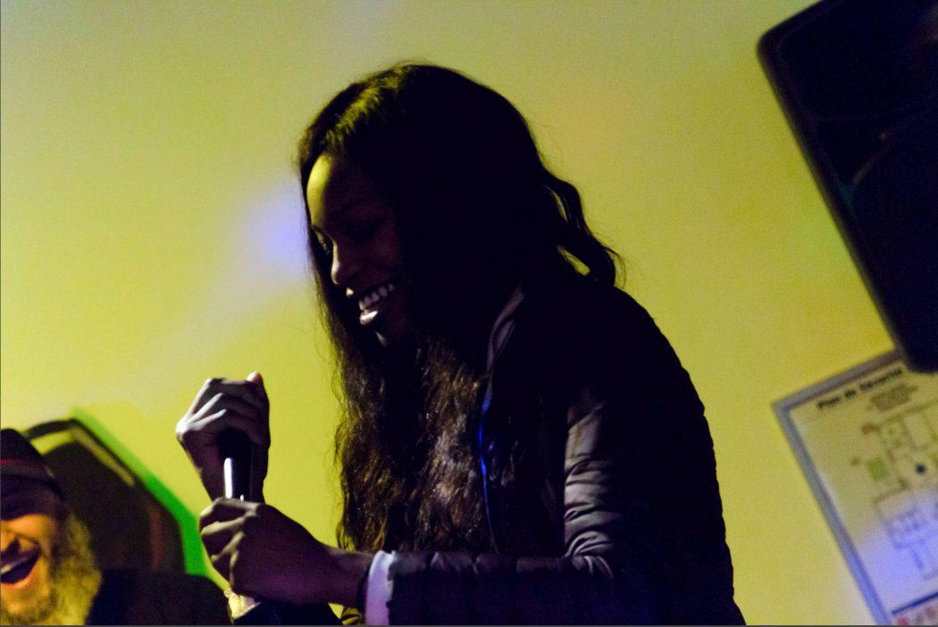 Mahalia Jackson concert