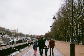 Paris | Le Bassin de la Vie(llette)