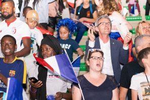Bondy | Dans l'euphorie de la fan zone originelle de Mbappé