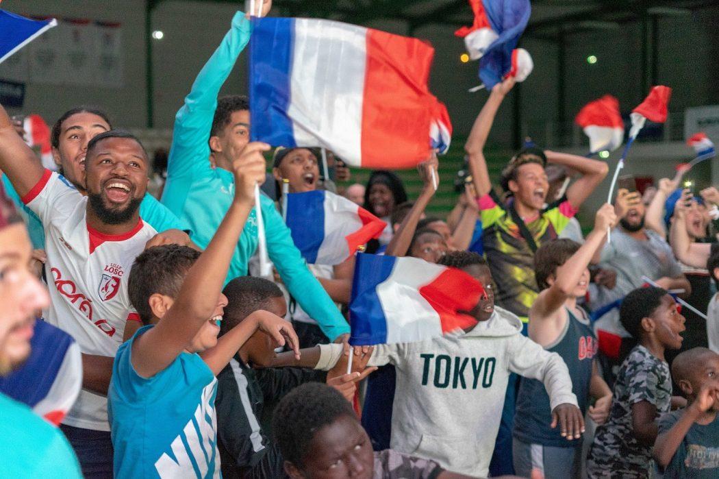 Fan Zone Mbappé