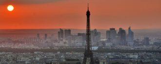 Changement climatique Paris anticipation 2074