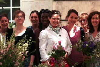 Fleurs d'ici Hortense Harang Économie sociale et solidaire