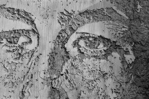 Street art dans le 13ème, côté face