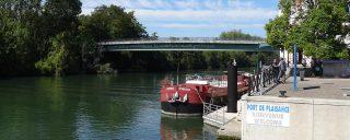 Marina port de plaisance Cergy Val d'Oise