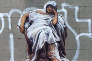 Nadège Dauvergne : des Beaux-arts au street art