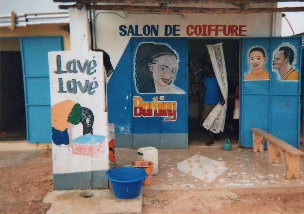 Dakar coiffeur