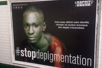 stop dépigmentation