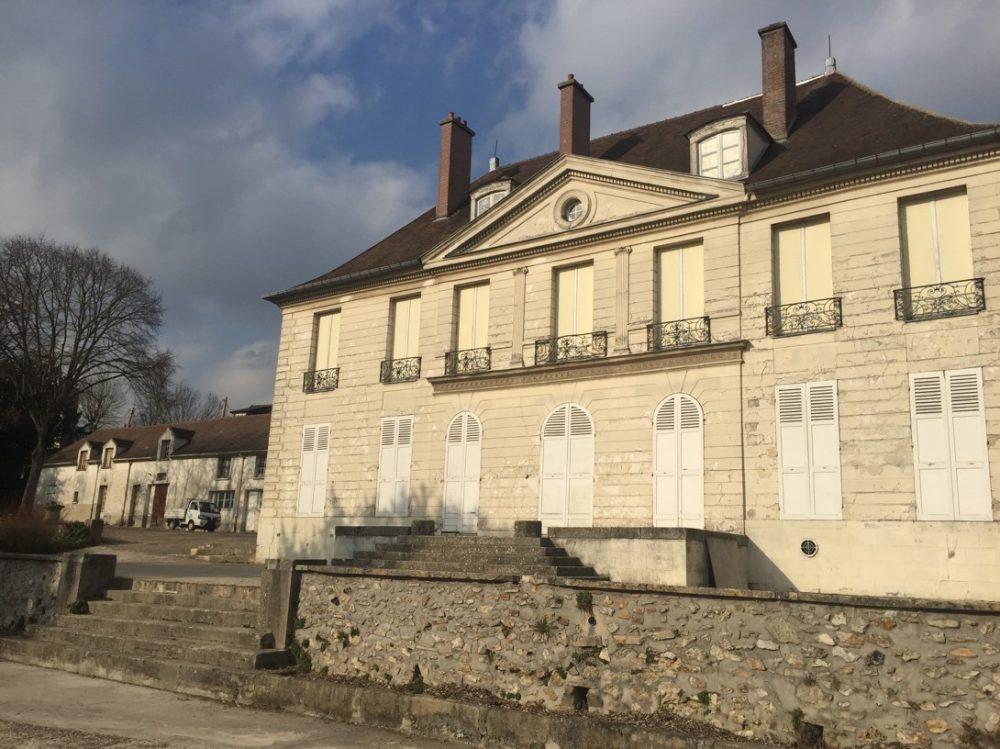 Montfermeil Château Cèdres